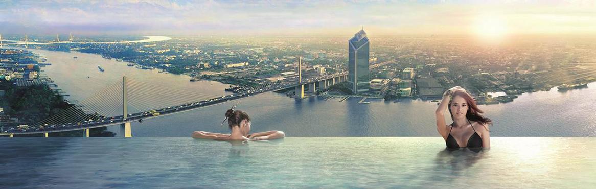 泰国曼谷公寓星光77米2房 Starview