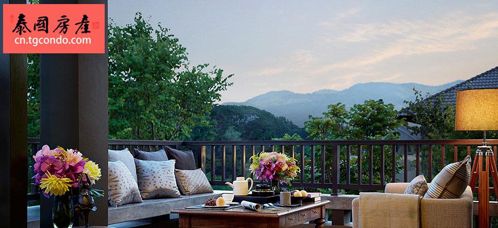 泰国清迈别墅房产