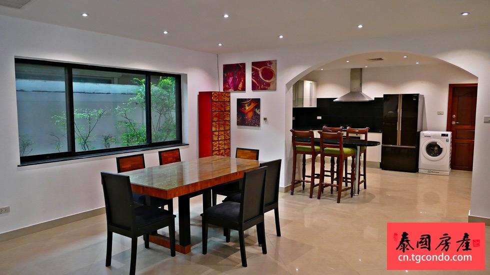 pattaya pool villa rent 8