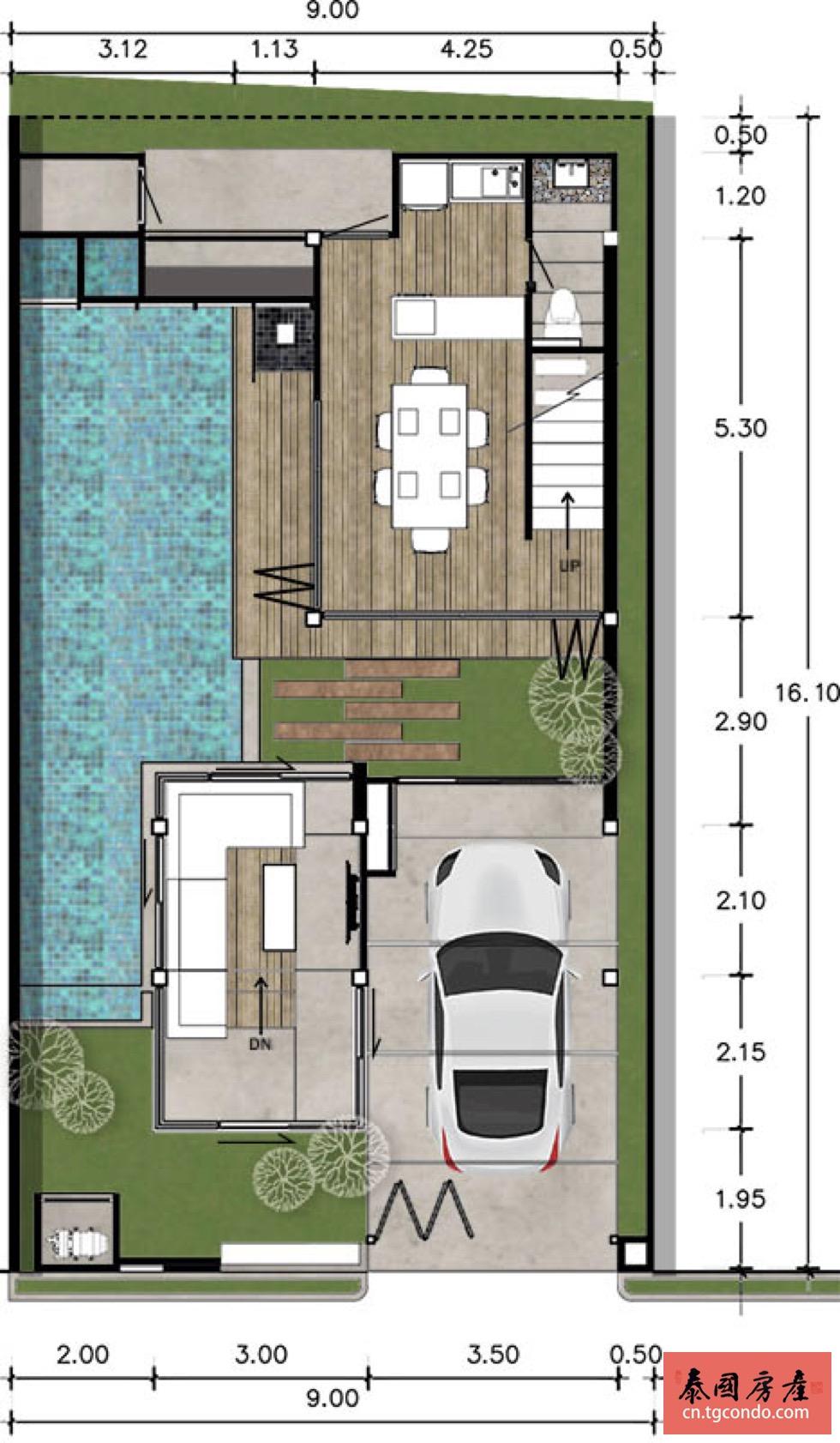 taya pool villas 11