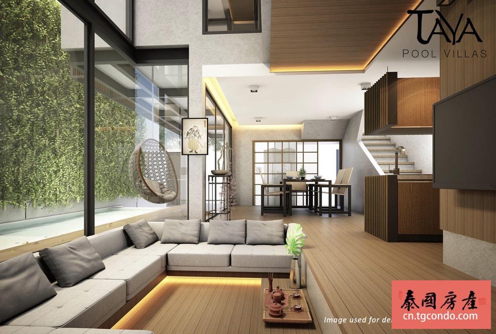 taya pool villas 5