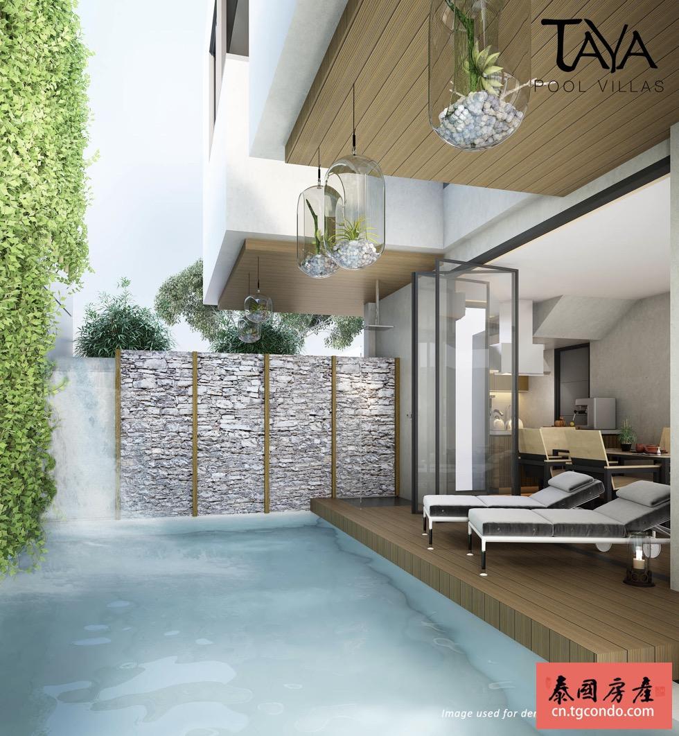 taya pool villas 6
