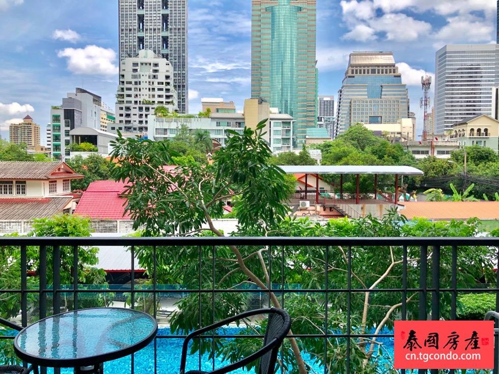 Klass Silom泰国曼谷是隆金融区公寓出租