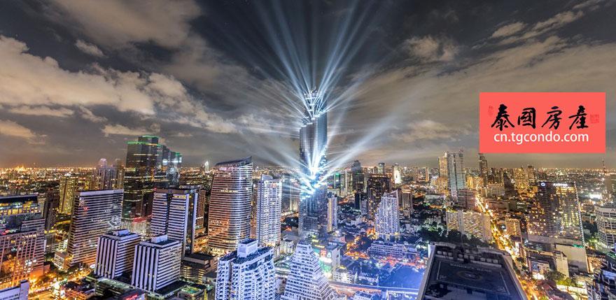曼谷丽思卡尔顿酒店公寓 mahanakhon bangkok