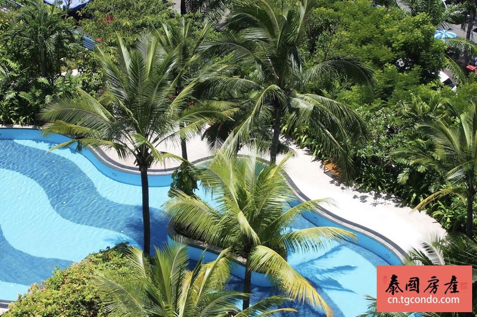 曼谷花园公寓出租