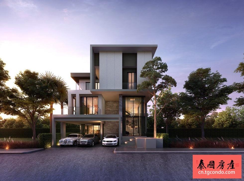Bangkok luxuary Villa 02