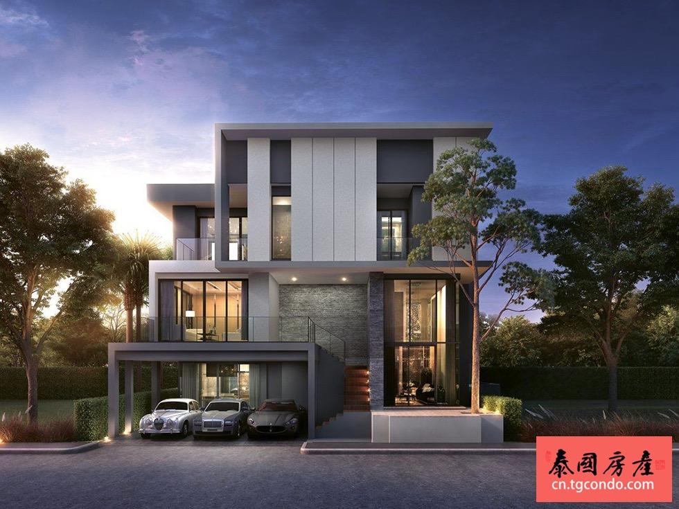 Bangkok luxuary Villa 03