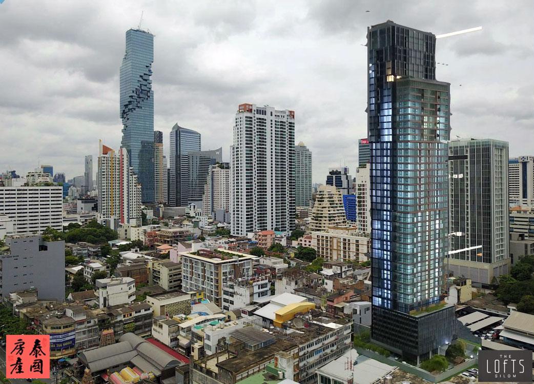 The Lofts Silom 是隆复式公寓