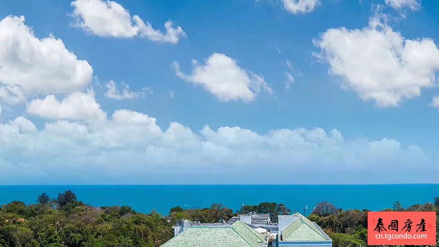 Hua Hin La habana 6-8楼海景景观