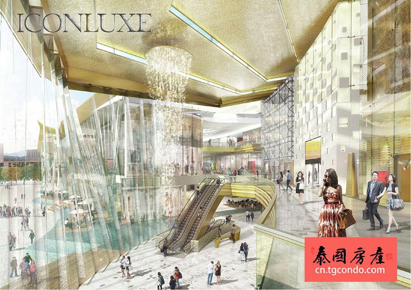 ICONSIAM 购物中心