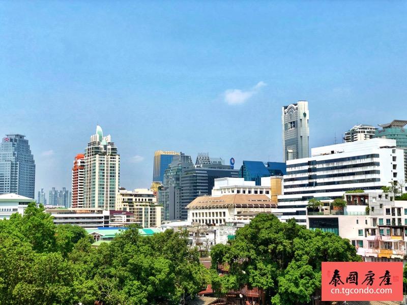 Klass Silom View1
