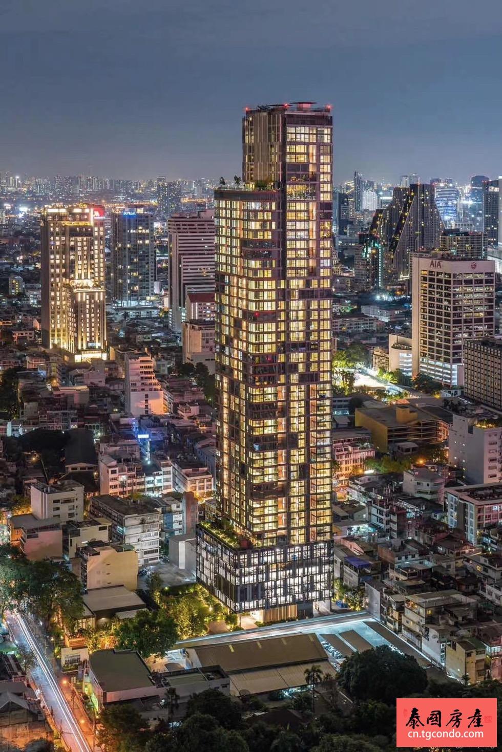 Lofts sliom Bangkok 004