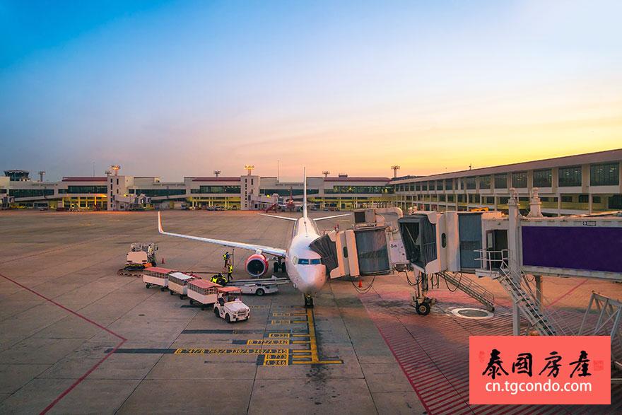 泰国芭堤雅乌达抛机场 Pattaya U-tapao Airport