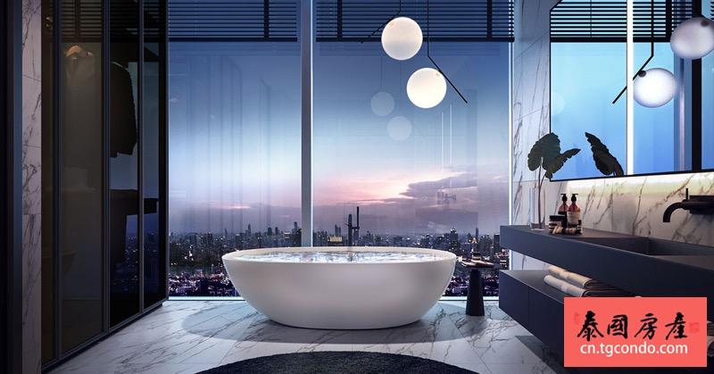 TAIT 12 泰国曼谷沙吞金融区奢华公寓