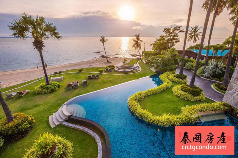 The Palm Pattaya 芭堤雅棕榈湾公寓