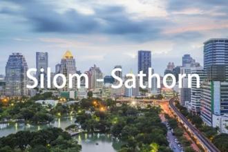 泰国曼谷是隆/沙吞区公寓楼盘 Silom/Sathorn