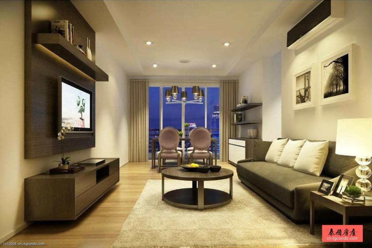 泰国曼谷素坤逸BTS Nana轻轨公寓15 Sukhumvit Residences