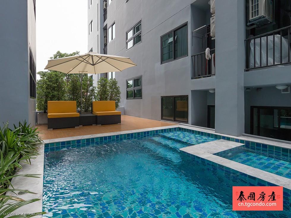 曼谷公寓B-Loft 115素坤逸115巷