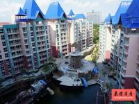 泰国芭提雅加勒比度假公寓 Grande Caribbean Thep Prasit Rd