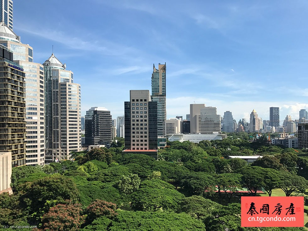 98 Wireless 泰国顶级奢华住宅,曼谷最贵豪宅
