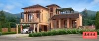 泰国芭堤雅意式豪华别墅:Ampio Pattaya