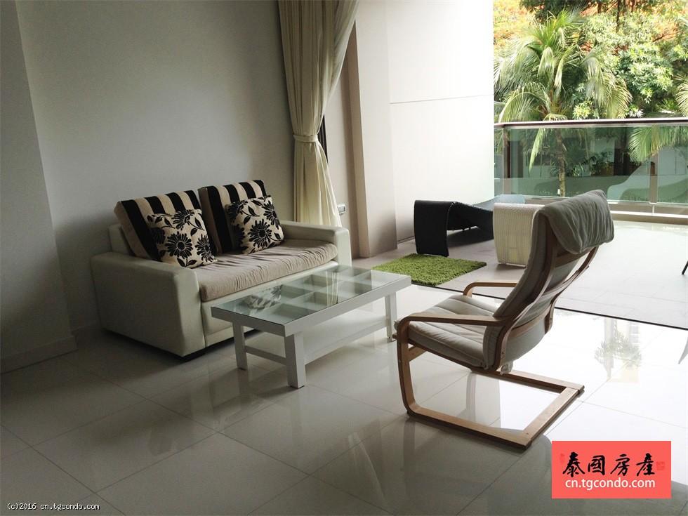 泰国芭提雅北区海滨公寓Ananya