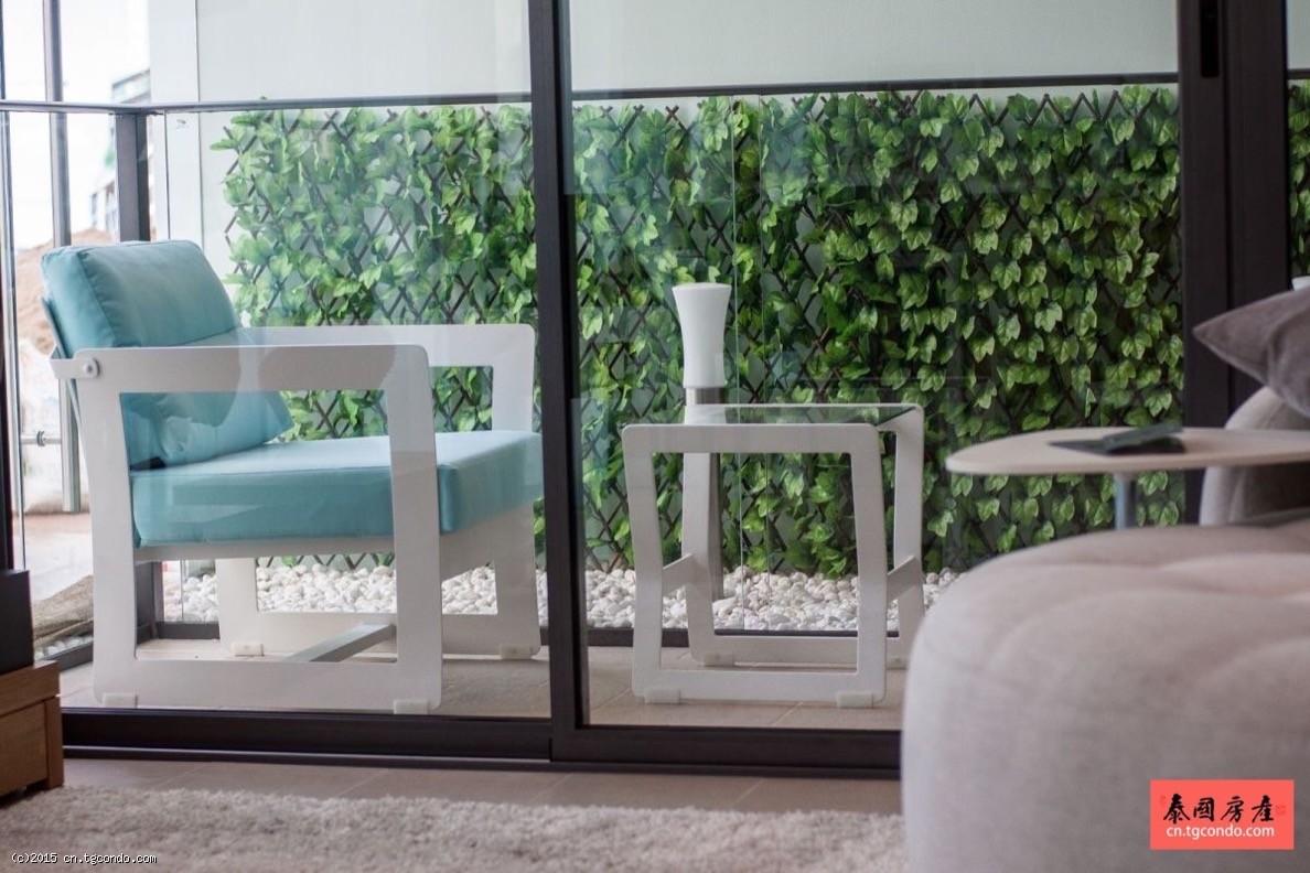 泰国芭提雅房地产:极光公寓 Aurora Condo