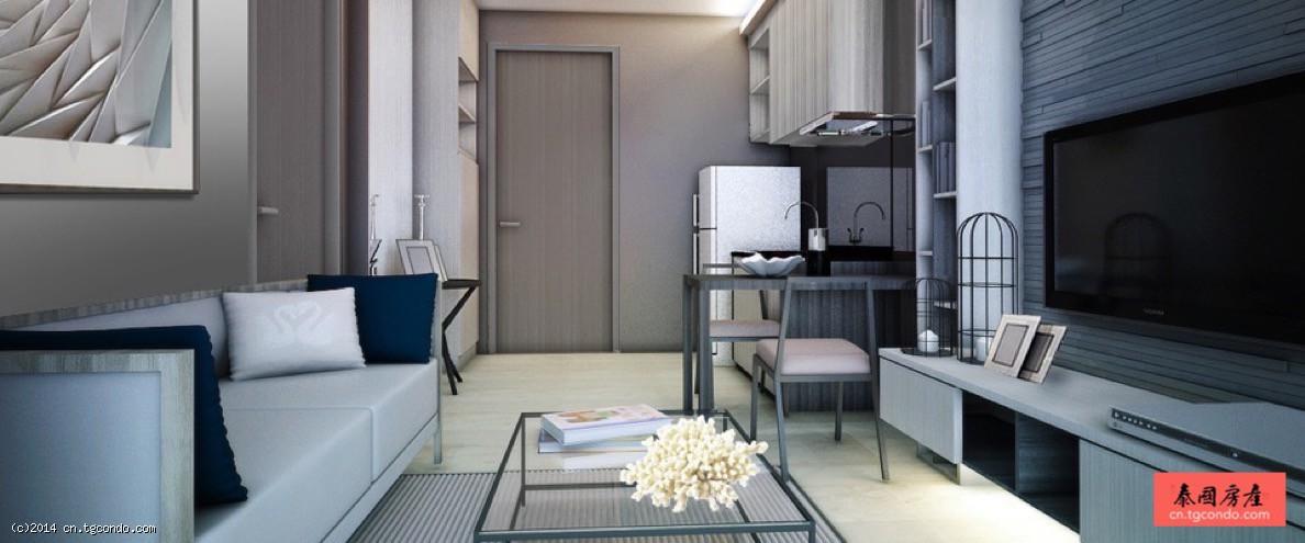 泰国普吉岛公寓苏林1卧海景 Avenue Surin