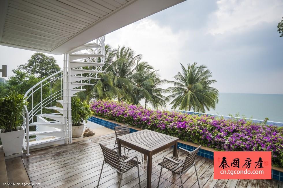 泰国芭提雅海景别墅 Baan Talay,热带滨海别墅第一选择!