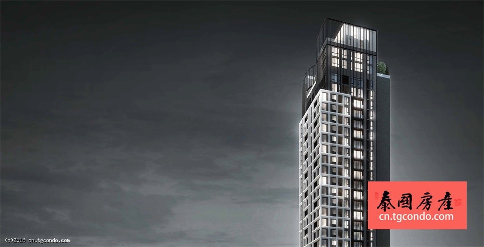 泰国曼谷通罗区最新高层豪宅BEATNIQ