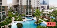 泰国曼谷未来最高超级塔旁现房 Belle Grand Rama 9