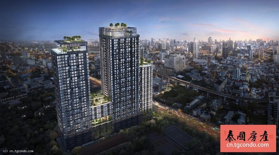 上思睿XT Phayathai 泰国曼谷顶级暹罗商圈