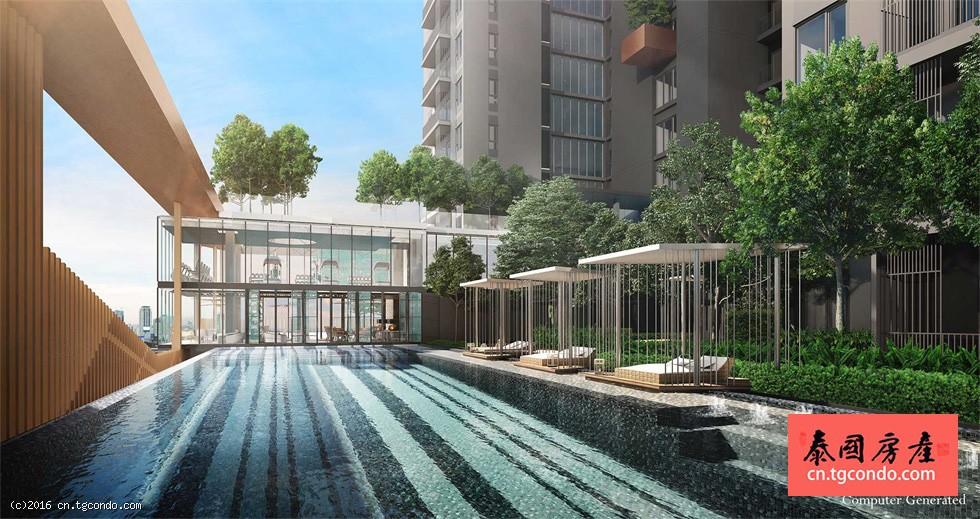 曼谷超高性价比楼盘C Ekkamai