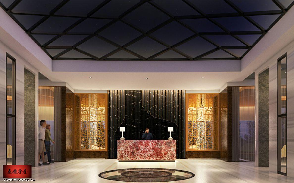 芭提雅Centara Grand豪华海景酒店公寓