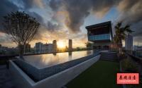 泰国曼谷沙吞Centric Sathorn 60平米2房BTS商务公寓