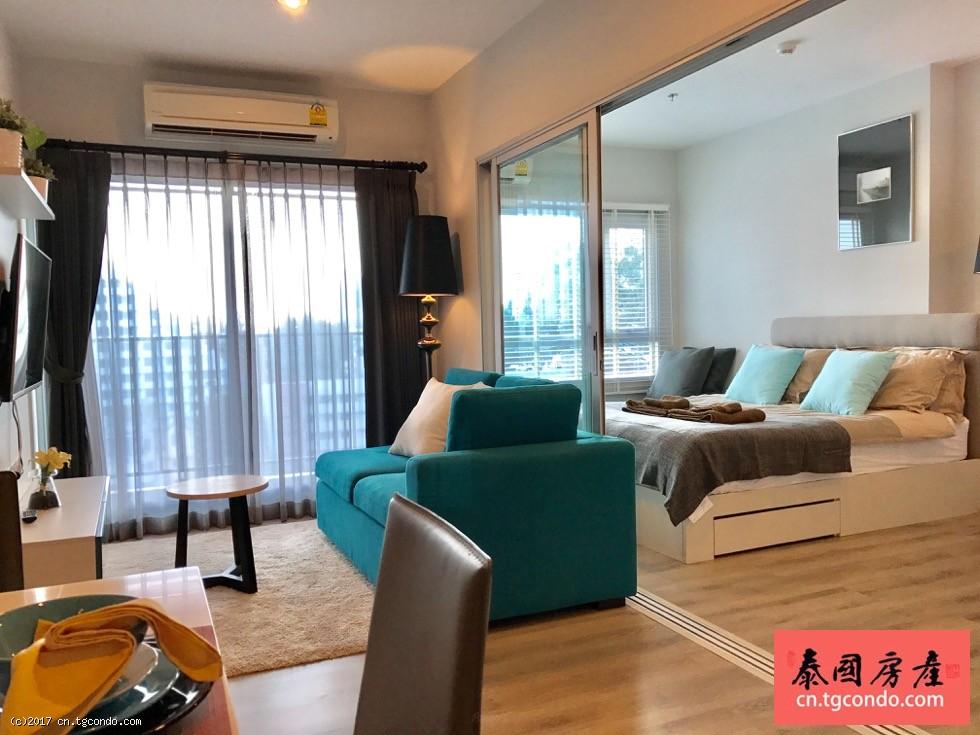 泰国芭提雅中心海城市景观大户型转售