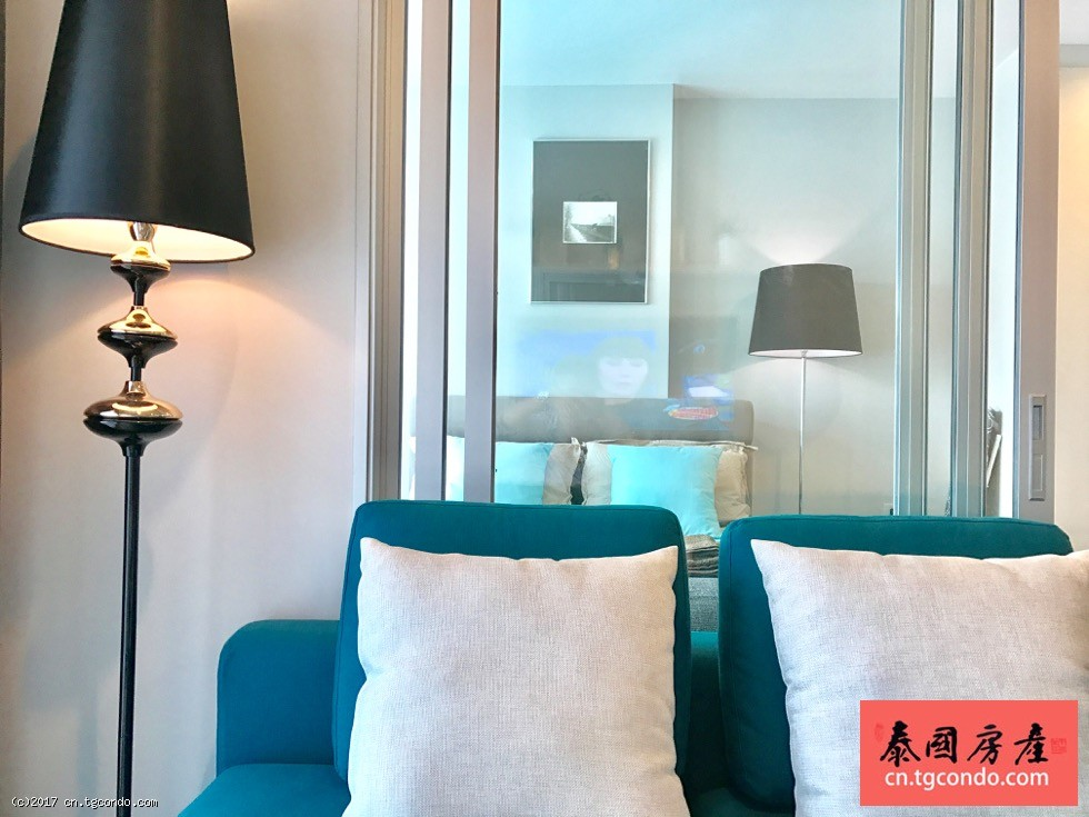 泰国芭提雅中心海一室大户型转售