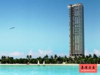 泰国芭提雅公寓鲸鱼座1房39平 Cetus Beachfront