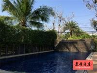 芭提雅最新别墅小区:黛尔堡私家泳池别墅