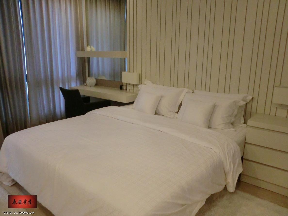 芭提雅商业区29平米单卧公寓Chezz