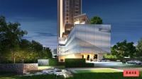 曼谷最新81平米两房公寓,Circle Living Prototype