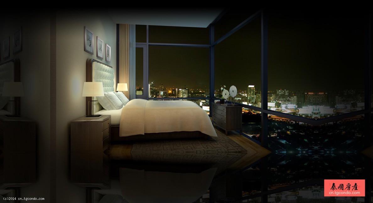 泰国曼谷房地产:Siam区高层市景现房 Circle 2