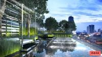 泰国曼谷轻轨BTS Asok站最新包豪斯设计公寓 Circle Rein