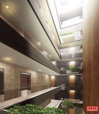 泰国曼谷房地产:轻轨BTS Asok开间公寓Circle S