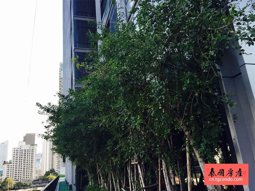 泰国曼谷高层公寓楼盘Circle 2