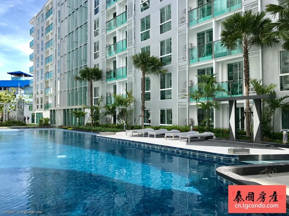 泰国芭提雅城市中心公寓 City Center Residence