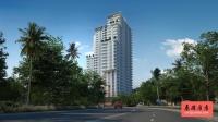 泰国芭提雅城市花园大厦 City Garden Tower