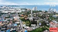 泰国芭提雅北区边缘位置低层楼盘D-Eco Condo