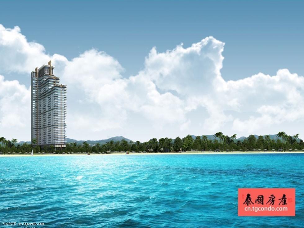 泰国芭堤雅楼盘 Del Mare Bangsaray
