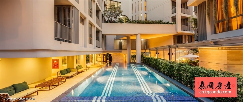 泰国曼谷通罗Downtown 49精品住宅